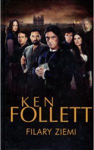 Filary Ziemi Ken Follett okładka książki
