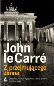 Z przejmującego zimna John le Carre okładka książki