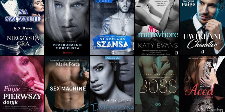 Literatura Erotyczna 2017