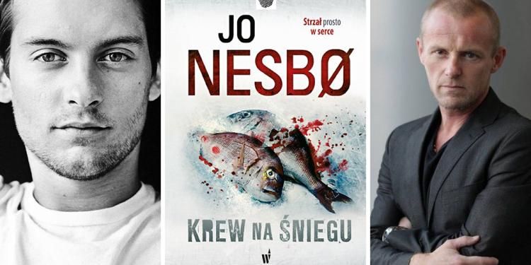 książki Jo Nesbo