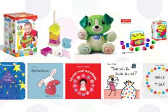 Prezent na Dzień Dziecka 1 - 2 lata