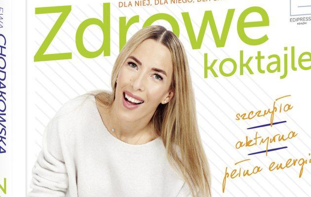 Zdrowe koktajle - zobacz na TaniaKsiazka.pl