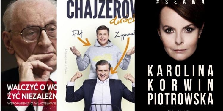 Wspomnienia majowe zapowiedzi od wydawnictwa Prószyński