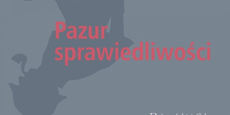 Pazur sprawiedliwości - kup na TaniaKsiazka.pl