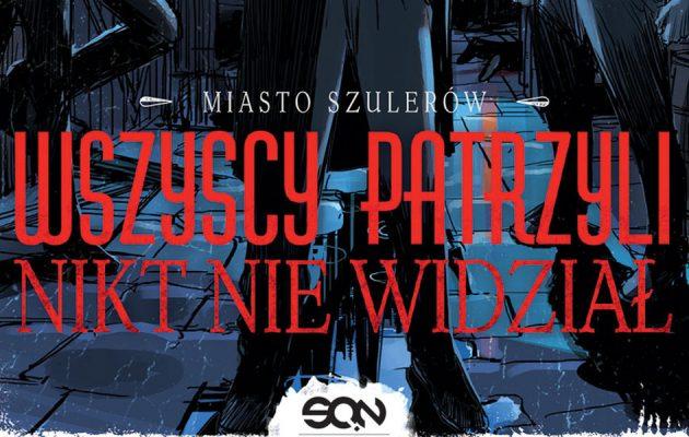 Wszyscy patrzyli, nikt nie widział - kup na TaniaKsiazka.pl