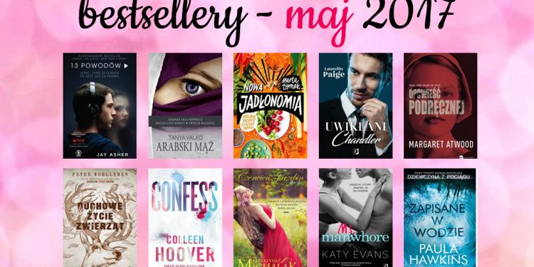 Bestsellery maja 2017