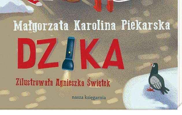 Dzika - zobacz na TaniaKsiazka.pl