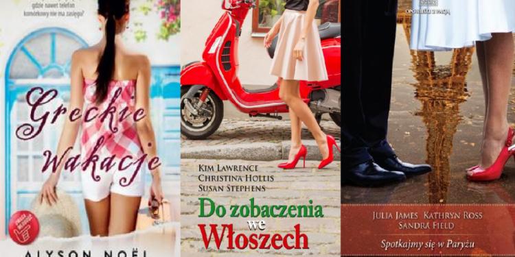 Wakacyjne książki na lato - sprawdź na TaniaKsiążka.pl