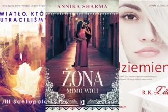Zapowiedzi książkowe na lipiec 2017 w kategorii literatura obyczajowa