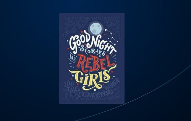 Good Night Stories for Rebel Girls - kup na TaniaKsiazka.pl