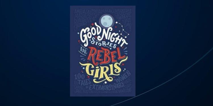 Good Night Stories for Rebel Girls - kup na TaniaKsiazka.pl