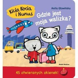 Gdzie jest moja walizka? - sprawdź w TaniaKsiazka.pl