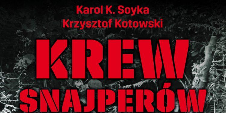 Krew snajperów - sprawdź na TaniaKsiazka.pl