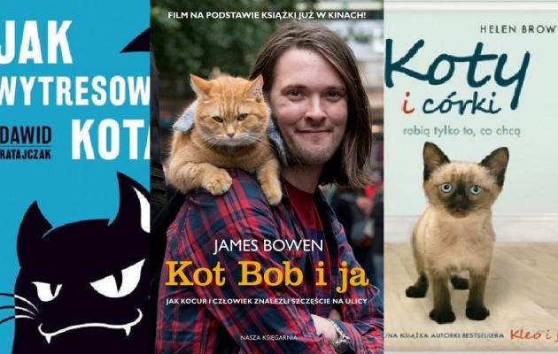 Książki o kotach