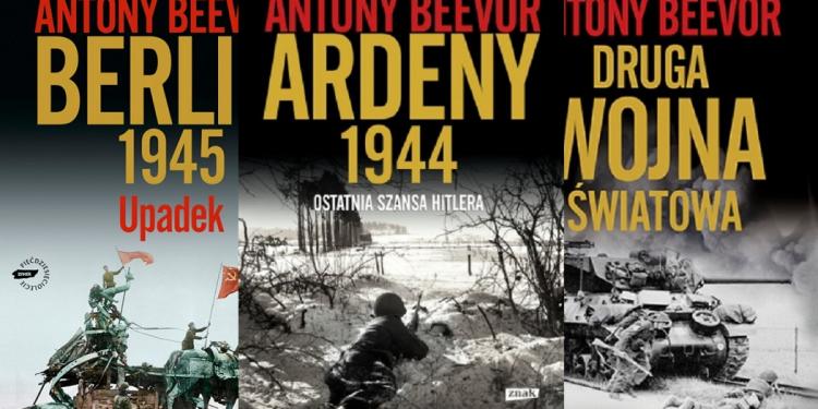 Ksiażki o II wojnie światowej