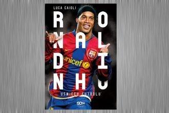 Ronaldinho - kup na TaniaKsiazka.pl