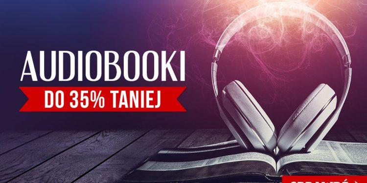 Tanie audiobooki