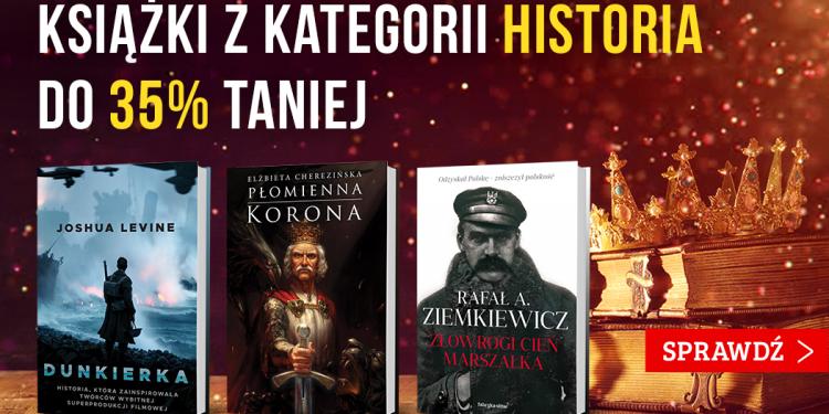 Promocja na powieści historyczne