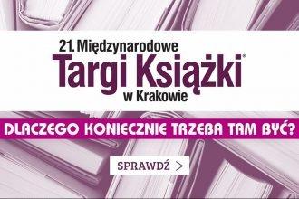 Międzynarodowe targi książki w Krakowie 2017
