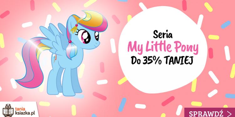 książki My Little Pony