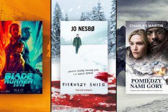 Ekranizacje książek 2017