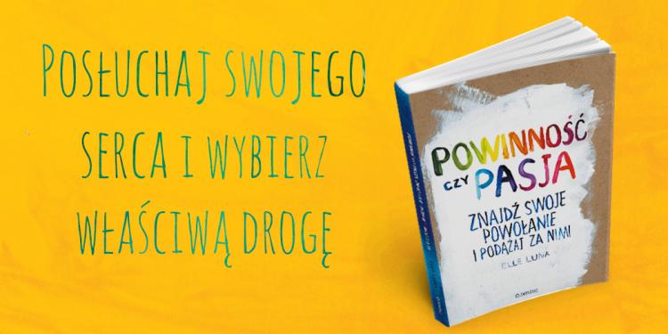 Powinnośc czy pasja - kup na TaniaKsiazka.pl