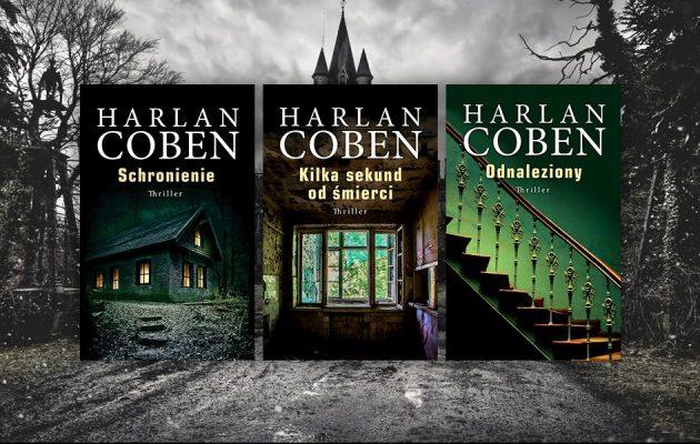 Książki Cobena