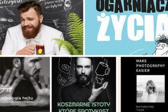Nowe książki polskich blogerów