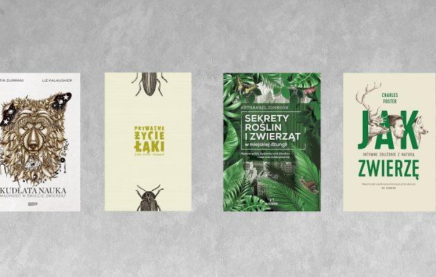 Popularne książki o naturze - kup na TaniaKsiazka.pl