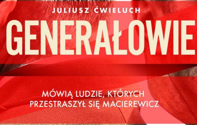 Generałowie. Niewygodna prawda o polskiej armii - kup na TaniaKsiazka.pl