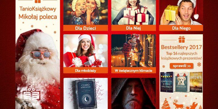 Niesamowite propozycje prezentów świątecznych 2017 dla