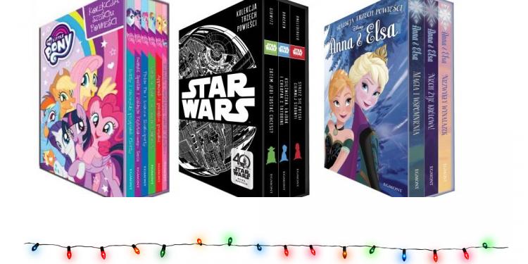 Pakiet książek dla dzieci