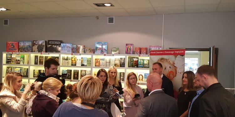 Nowa księgarnia stacjonarna w Białymstoku