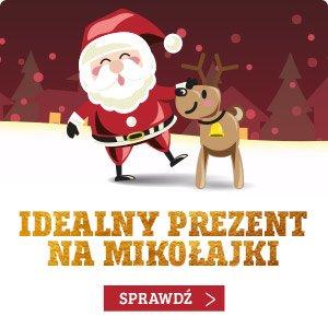 Idealny prezent na Mikołajki - zobacz na TaniaKsiazka.pl!