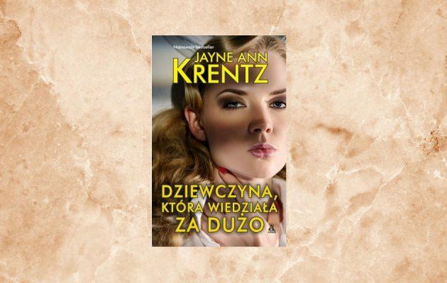 Dziewczyna, która widziała za dużo - kup na TaniaKsiazka.pl