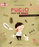 Pucio uczy się mówić - zobacz na TaniaKsiazka.pl!