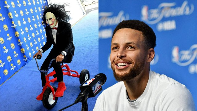 Stephen Curry Jigsaw