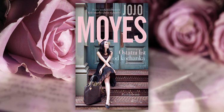 powieści Jojo Moyes
