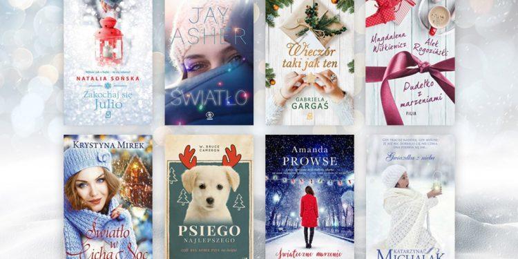 Miłość na święta - książki