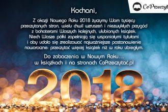 Wszystkiego najlepszego w Nowym Roku życzy redakcja