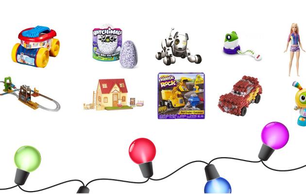 Najlepsze zabawki na święta 2017