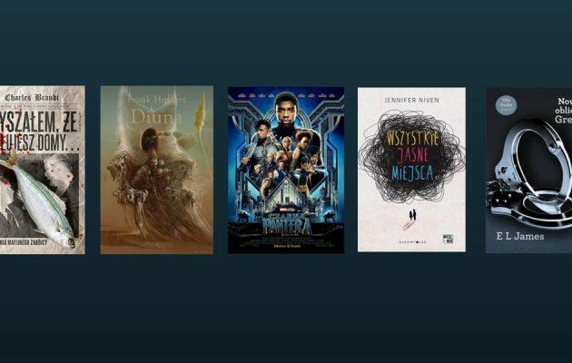 ekranizacje książek 2018