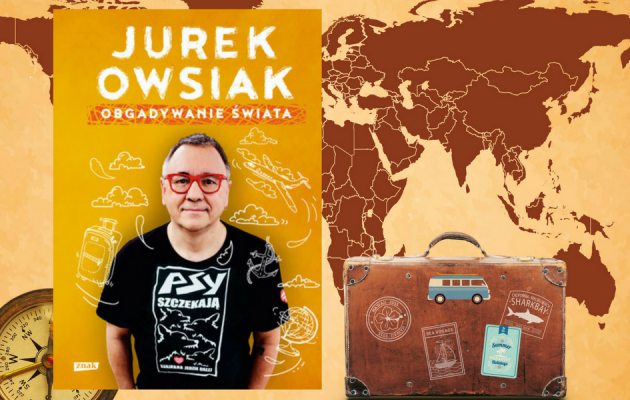 Obgadywanie świata Jurek Owsiak