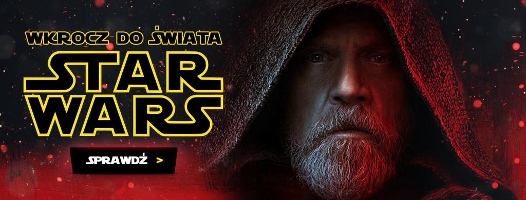 Książki Star Wars - kup na TaniaKsiazka.pl