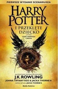 Harry Potter 8. Harry Potter i przeklęte dziecko - kup na TaniaKsiazka.pl