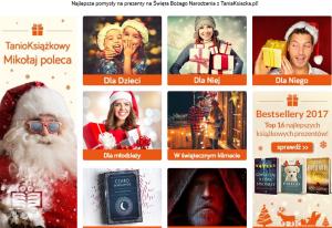 Najlepsze pomysły na prezenty na Święta Bożego Narodzenia
