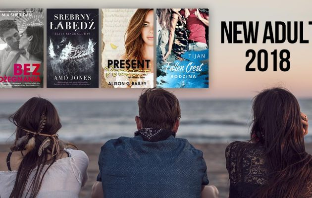 ROMANSE NEW ADULT 2018
