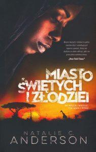 Recenzja książki Miasto świętych i złodziei - kup książkę na TaniaKsiazka.pl