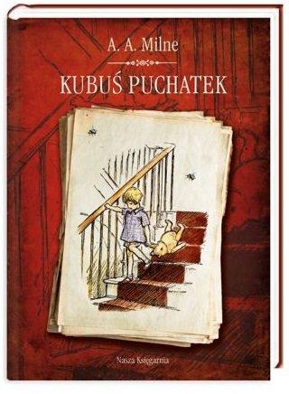 Kubuś Puchatek - kup na TaniaKsiazka.pl