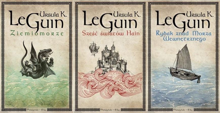 Ursula K. Le Guin - sprawdź na TaniaKsiazka.pl!